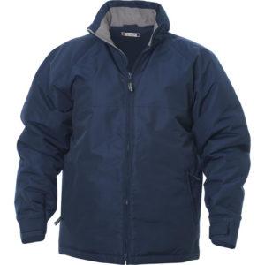 Clique Cincinnati Waterproof Jacket - Navy Blue