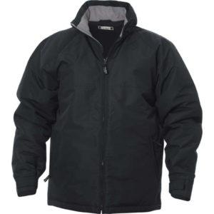Clique Cincinnati Waterproof Jacket - Black