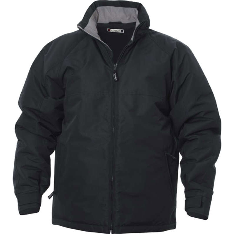 Clique Cincinnati Waterproof Jacket - Black