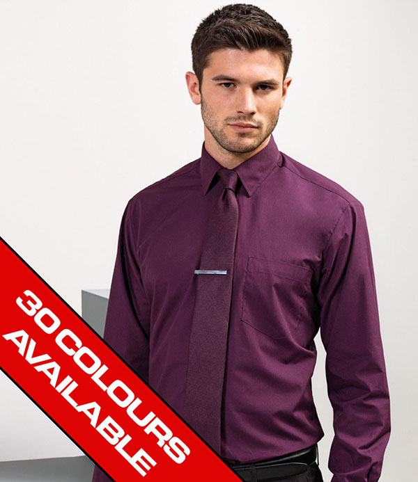 30 Colours Corporate Wear Page