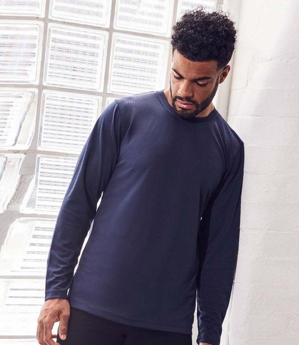 AWDis Just Cool Long Sleeve Wicking T-Shirt JC002