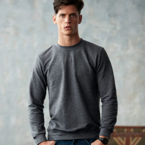 Anvil French Terry Drop Shoulder Sweatshirt AV502