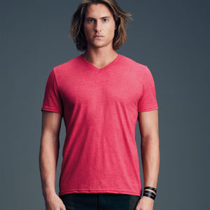 Anvil Tri-Blend V Neck T-Shirt AV171