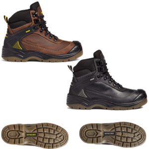 Apache Ranger S3WR Waterproof All Terrain Boots