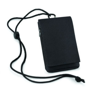 BagBase Phone Pouch BG46 Black