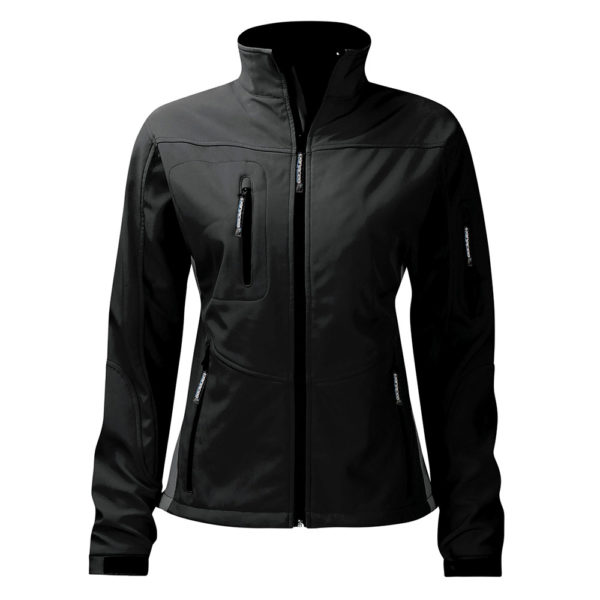 Black Knight Panacea Amethyst Ladies Executive Softshell Jacket SS3L3
