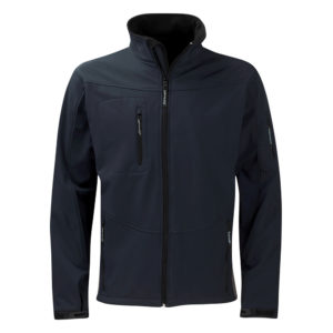 Black Knight Panacea Granite Mens Executive Softshell Jacket SS3G3