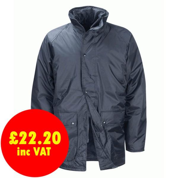 Black Knight Weatherbeater Waterproof Jacket On Sale