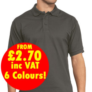 Classic Polo Clearance Offer
