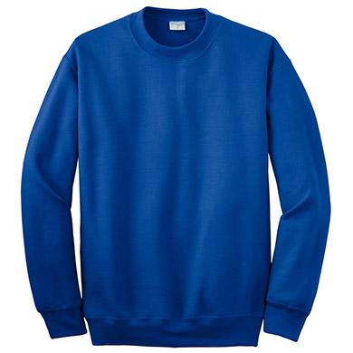 Classic Sweatshirt Royal Blue