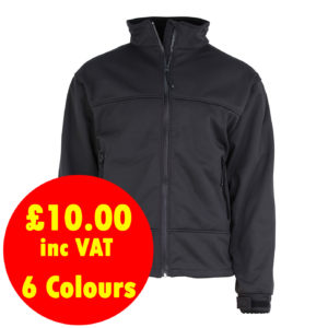 Cygnus Softshell Jacket