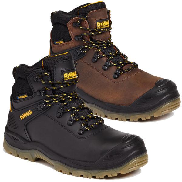 DeWalt Newark S3 Waterproof Safety Boots