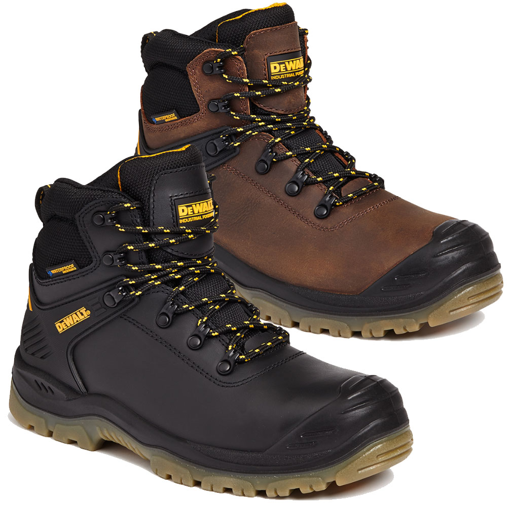 c06844ab99c DeWalt Newark S3 Waterproof Safety Boots