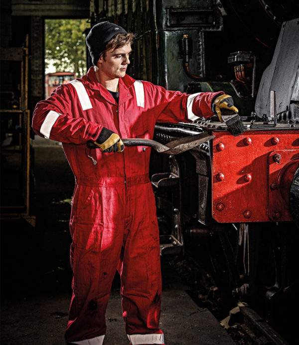 Dickies Cotton Coverall WD410