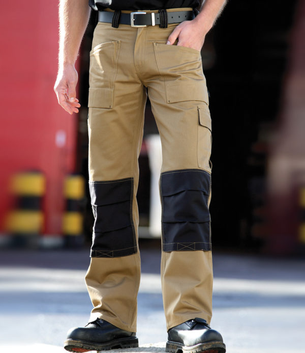Dickies Duo Tone Grafter Trousers WD012