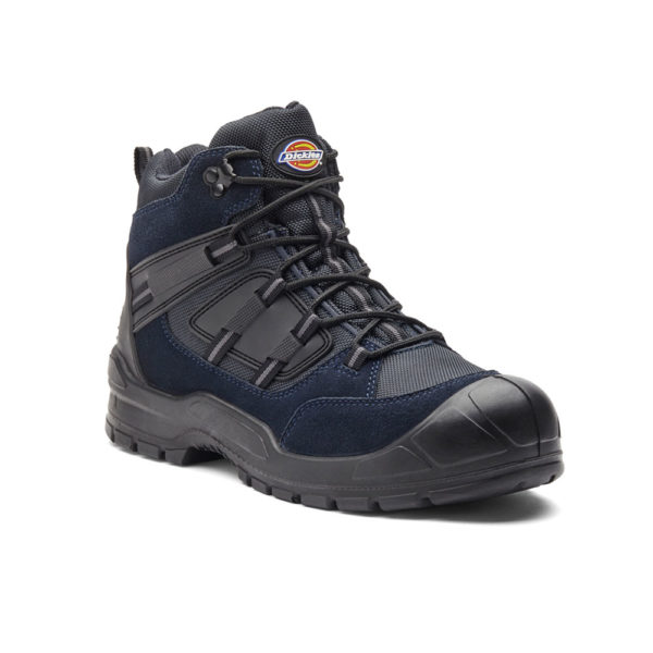 Dickies Everyday Safety Boots WD591 Navy Black