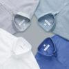 Disley Bruff Oxford Shirt Button Down Collar Colours