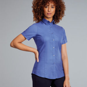 Disley Megan Ladies Oxford Blouse