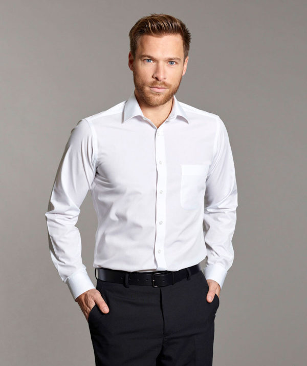Disley Strabane Long Sleeve Slim Fit Shirt