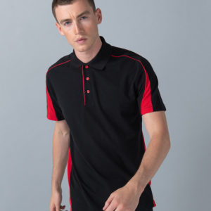 Finden & Hales Club Poly-Cotton Pique Polo Shirt LV390