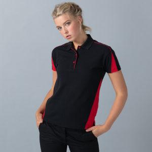 Finden & Hales Ladies Club Poly-Cotton Pique Polo Shirt LV391