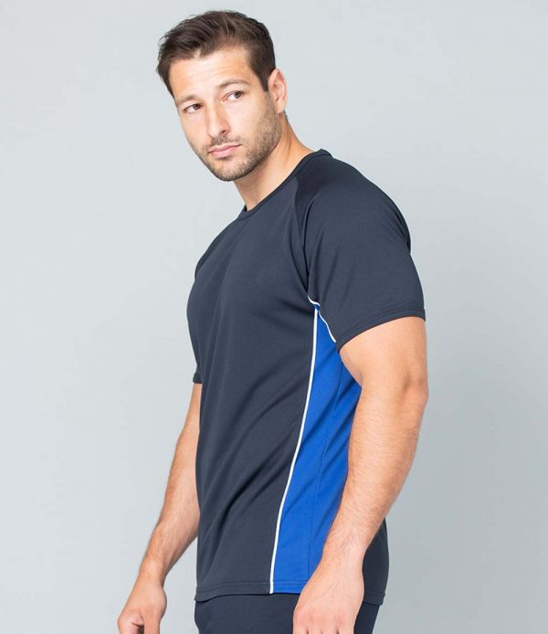 Finden & Hales Performance Panel T-shirt LV240
