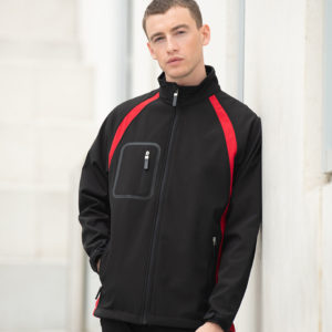 Finden & Hales Team Soft Shell Jacket LV620