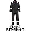 Flame Retardant Thumb