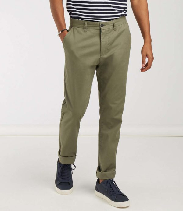 Front Row Stretch Chino Trousers FR621