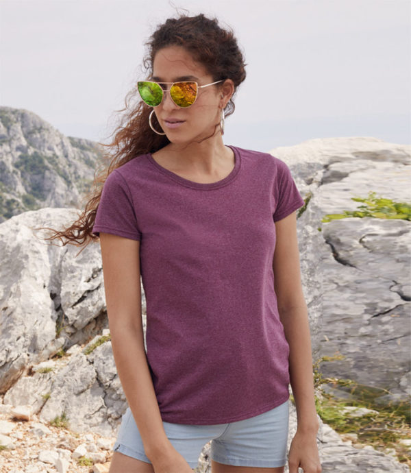 Fruit of the Loom Lady Fit Value T-Shirt SS77