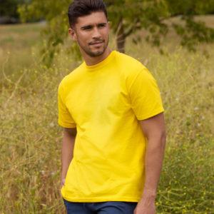 T-shirt SS12 Screenstars Fruit of the Loom