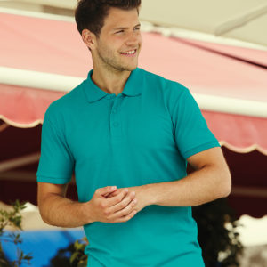Pique Polo Shirt SS11 Fruit of the Loom