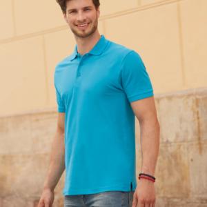 Fruit of the Loom Premium Cotton Pique Polo Shirt SS5