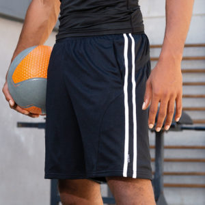 Gamegear Cooltex Contrast Mesh Lined Sports Shorts K981
