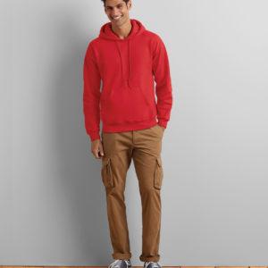 Hooded sweatshirt GD57 Heavy Blend Gildan