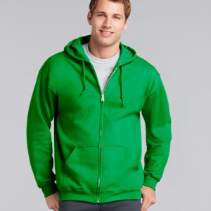 Gildan Heavy Blend Zip Hooded Sweatshirt GD58