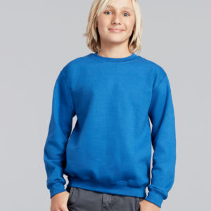 Gildan Kids Heavy Blend Drop Shoulder Sweatshirt GD56B