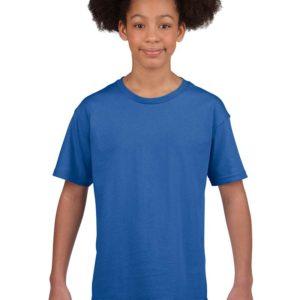 Gildan Kids SoftStyle Ringspun T-Shirt GD01B