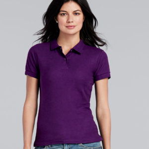 Gildan Ladies DryBlend Double Pique Polo Shirt GD70