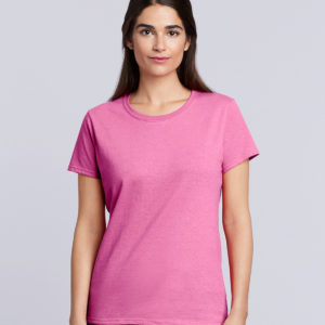Gildan Ladies Heavy Cotton T-Shirt GD95
