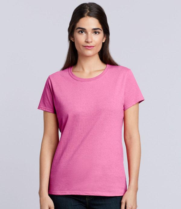 Gildan Ladies Heavy Cotton T-Shirt GD95