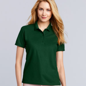 Gildan Ladies Performance Double Pique Polo Shirt GD173