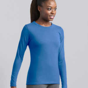 Gildan Ladies Performance Long Sleeve T-Shirt GD171