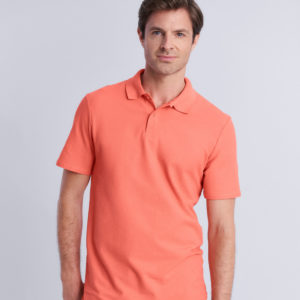 Gildan SoftStyle Double Pique Polo Shirt GD35