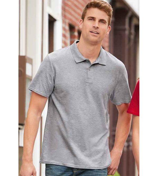 Gildan SoftStyle Double Pique Polo Shirt GD35