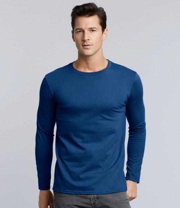 Gildan SoftStyle Long Sleeve T-Shirt GD11