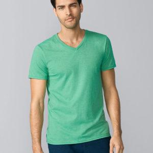 Gildan SoftStyle V Neck T-Shirt GD10