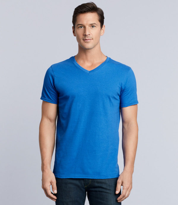 Gildan SoftStyle V Neck T-Shirt GD10