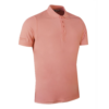 Glenmuir Classic Fit Pique Polo Shirt GM27 Coral Punch