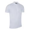 Glenmuir Classic Fit Pique Polo Shirt GM27 White
